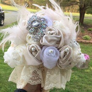 Other - Vintage Wedding Bouquet